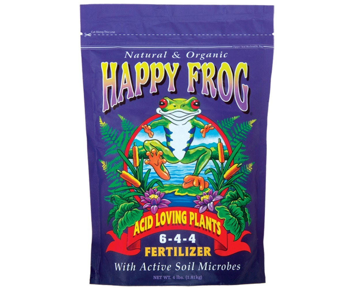 Happy Frog Acid Loving, 4 lbs.
