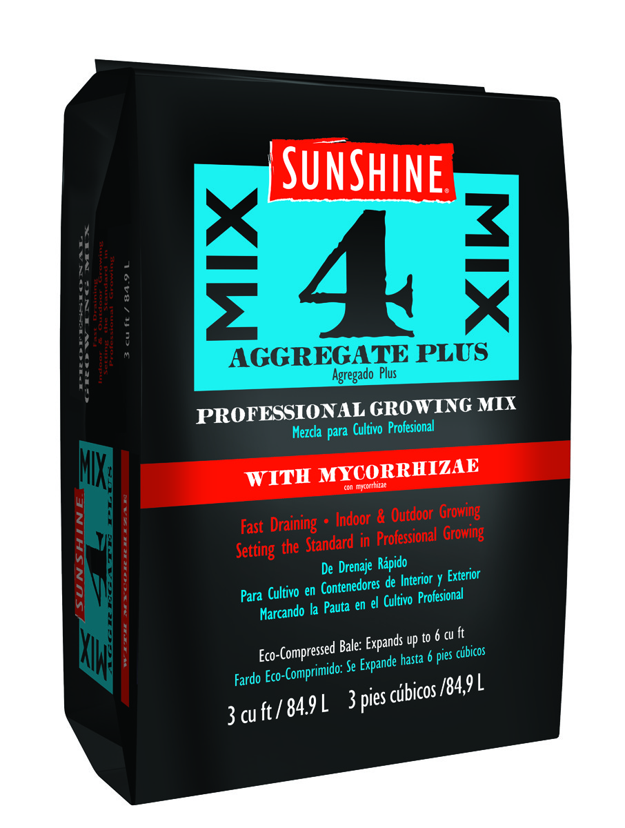Sunshine #4 with Mycorrhizae 3 cf