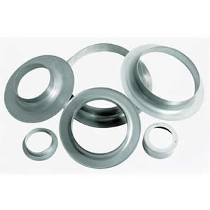 "Flange for Can-Filters (10"")"