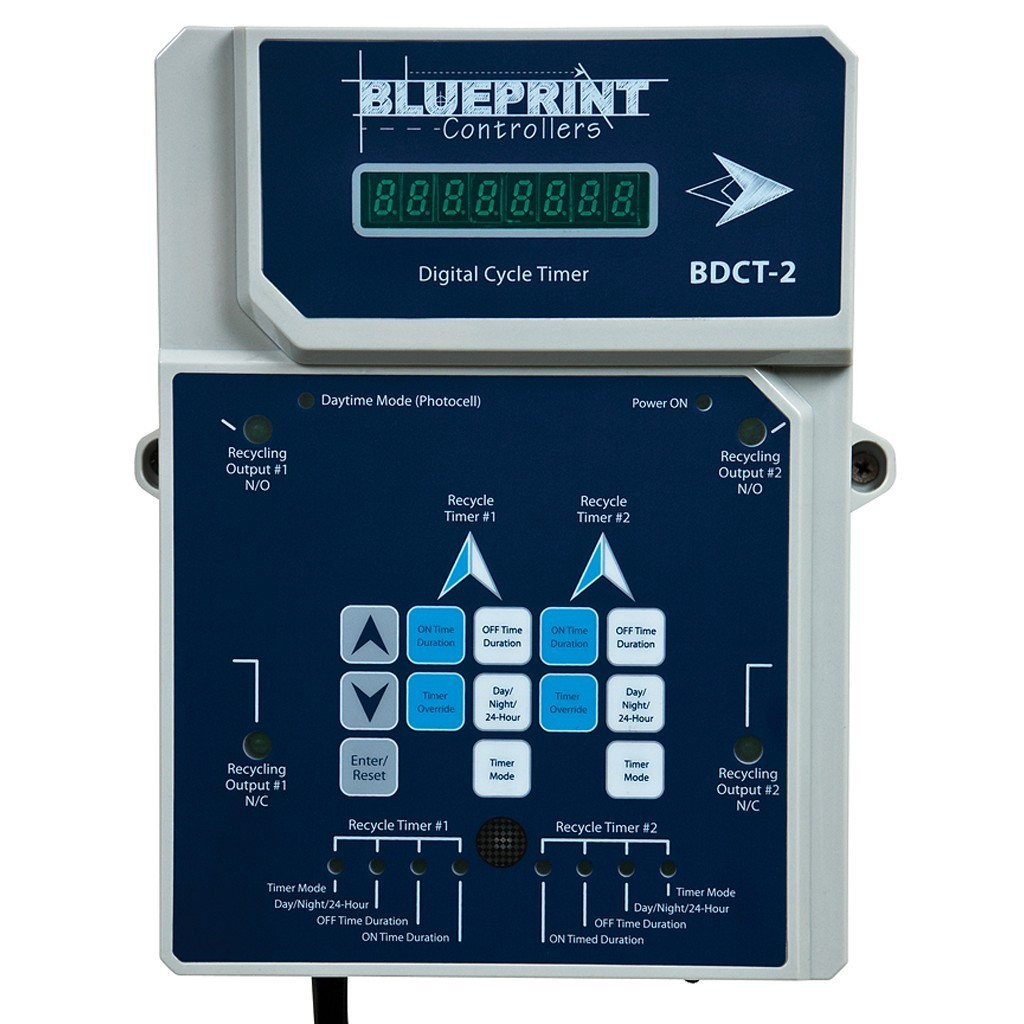 Blueprint Controllers Digital Cycle Timer, BDCT-2