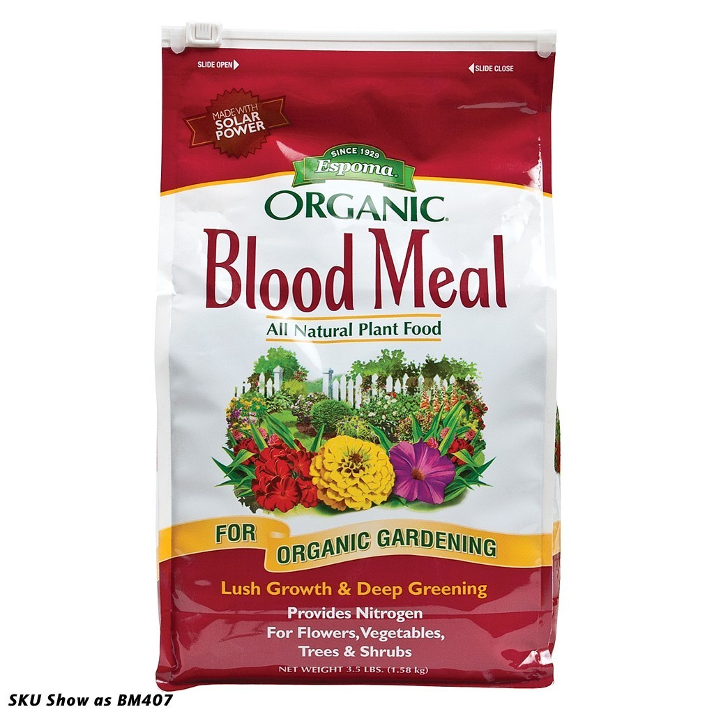 Blood Meal, 17 lb