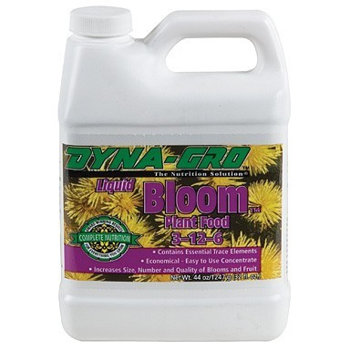 Dyna-Gro Bloom 3-12-6 (1 qt.)