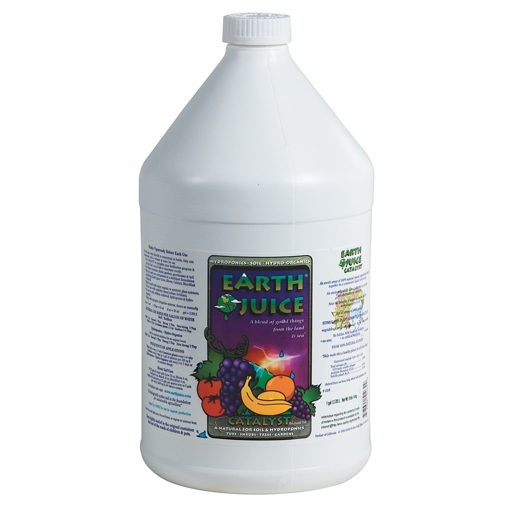 Earth Juice Catalyst .03-.01-.1 (1 gal.)