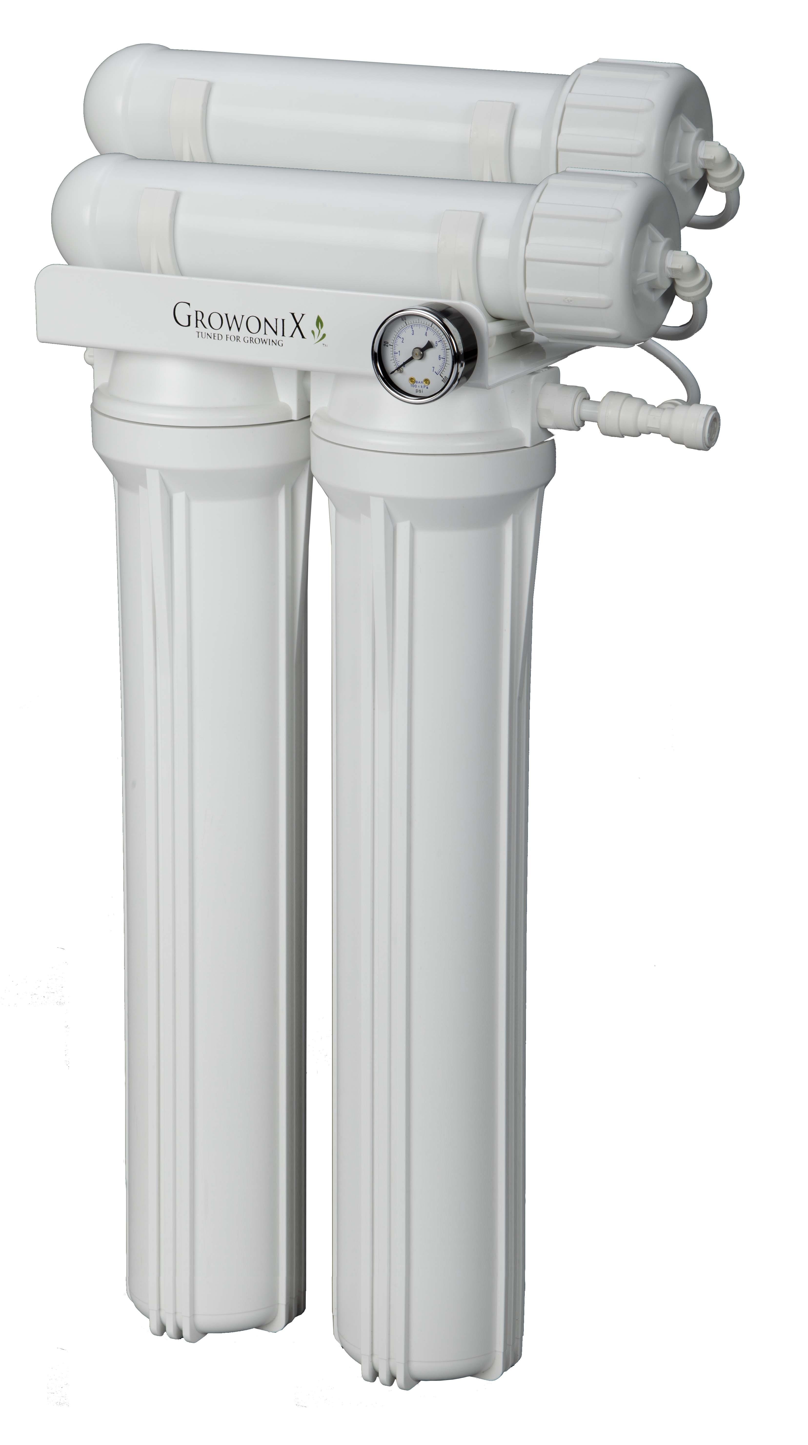 Growonix EX400HF-T R.O. Filter System