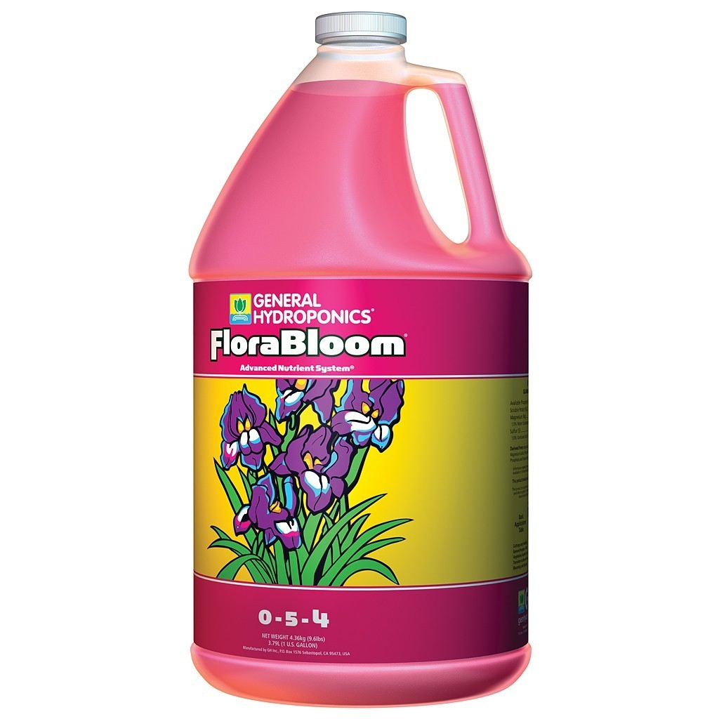 General Hydroponics FloraBloom gallon