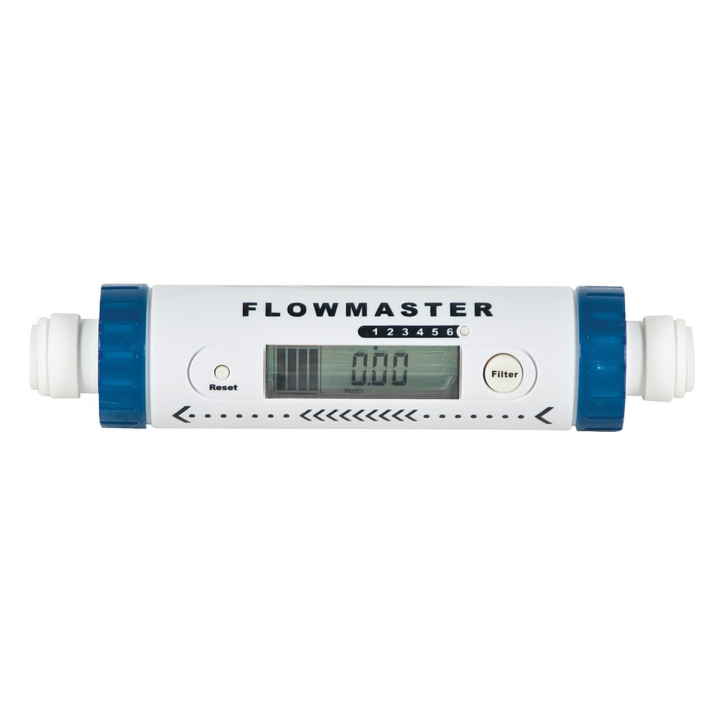 Flowmaster Gallon Monitor, 1/4""