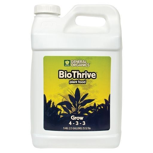 BioThrive Grow (2.5 gal)