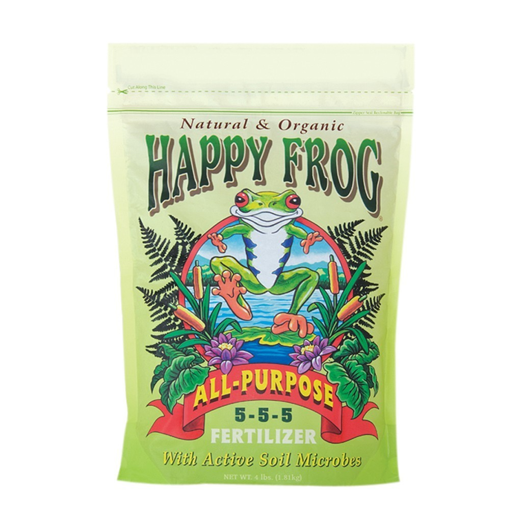 Happy Frog All Purpose 4 lb