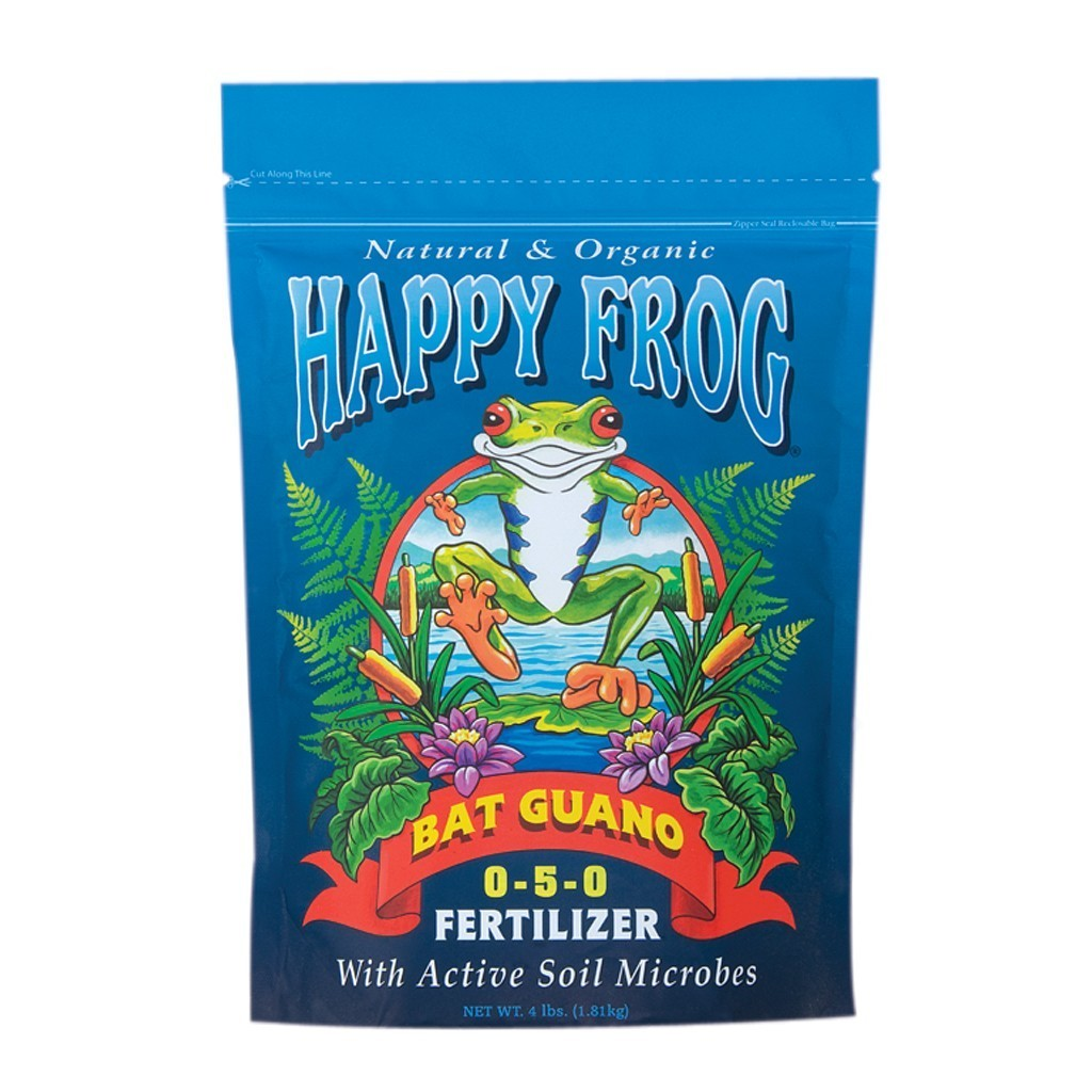 Happy Frog High Phosphorous Bat Guano 4 lb