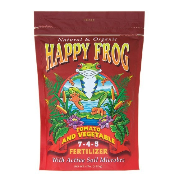 Happy Frog Tomato and Vegetable 4 lb
