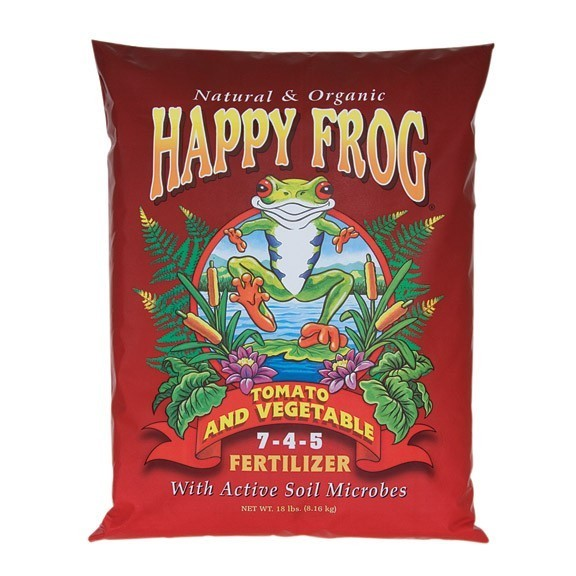 Happy Frog Tomato and Vegetable 18 lb