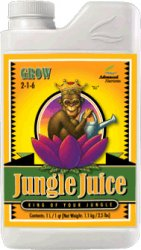 Jungle Juice Grow - 4 Liter