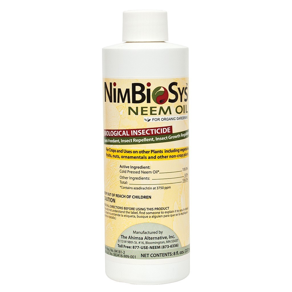 NimBioSys Neem Oil (8 oz)