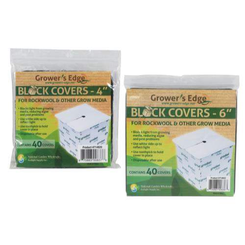 "Block Covers - 40 Pack (6"")"
