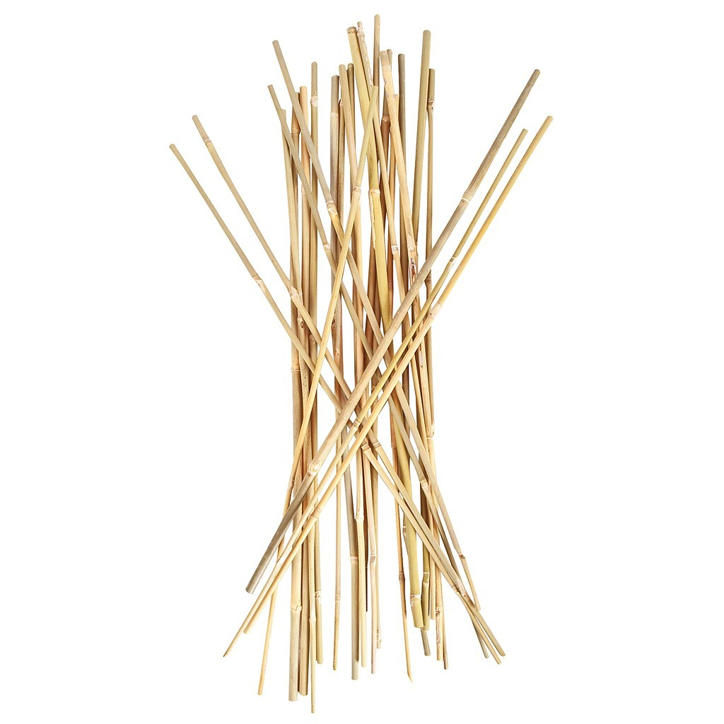 Sunleaves Bamboo Stakes 3', 25 Pack