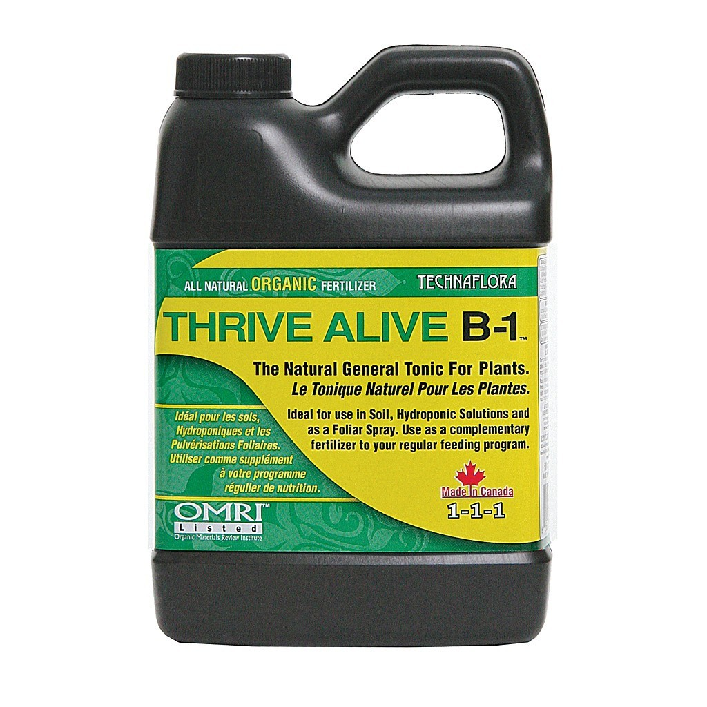 Thrive Alive B-1 Green 1-1-1 (500 mL)