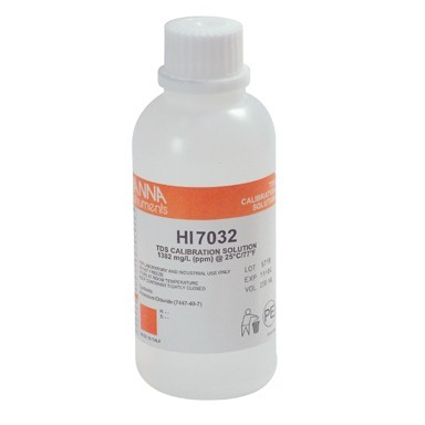 Hanna 1382 PPM Calibration Solution 230 ml