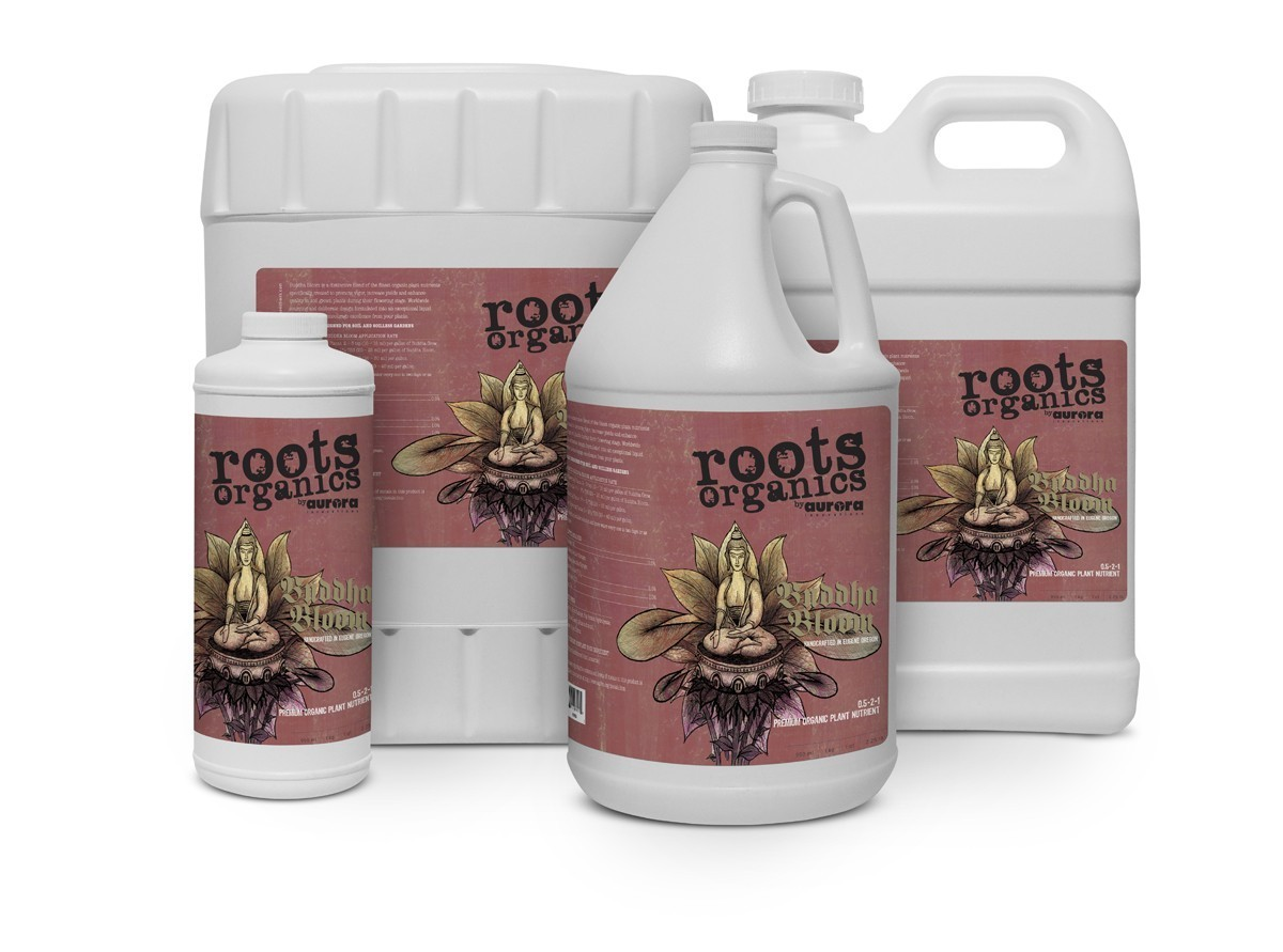 Roots Organics Buddha Bloom 0.5 - 2 - 1 Quart