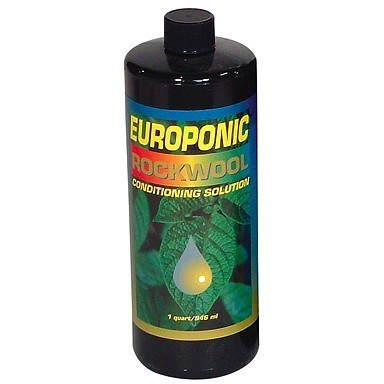 Europonic Rockwool Conditioning Solution 1qt