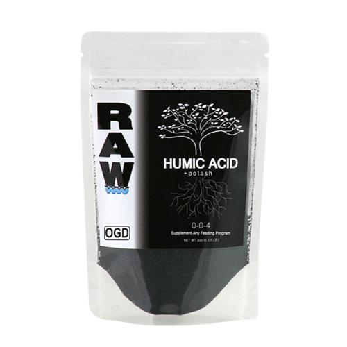 RAW Humic Acid (8 oz)