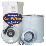 Fans/Filters/Odor Control