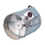 "Ideal-Air Inline Duct Booster 6"" (160 CFM)"