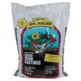 Wiggle Worm Soil Builder Earth Worm Castings 4.5lb