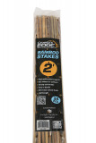 Grower's Edge Bamboo Stakes 2' 25 Pk.