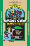 Wiggle Worm Soil Builder Earth Worm Castings 30lb